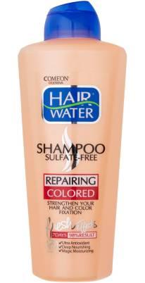 شامپو مو رنگ شده